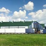 На Кубани завершилось строительство свинкомплекса и мясокомбината