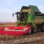 Жатки для уборки подсолнечника, зерносушильное оборудование