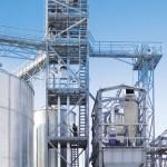 Услуги и оборудование для систем зернохранения, маслоэкстракционных и сахарных заводов