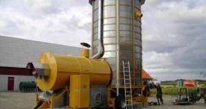 Мобильные зерносушилки «Mecmar»